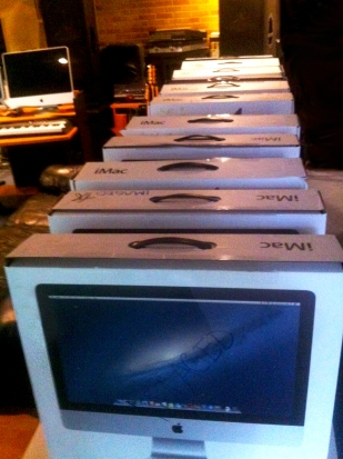 Watch for this upcoming Halloween iMac sale!